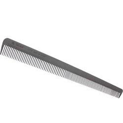 Eurostil grzebień fryzjerski Carbon 2215 - 18 cm cm