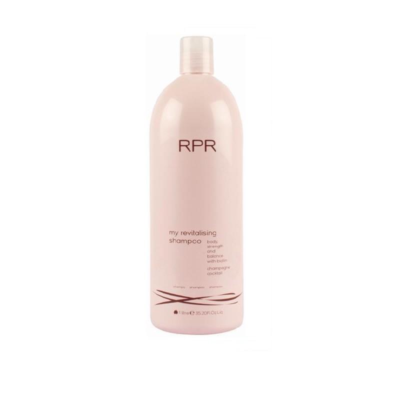 RPR Hair Care my revitalising shampoo szampon odżywczy do włosów 1000ml