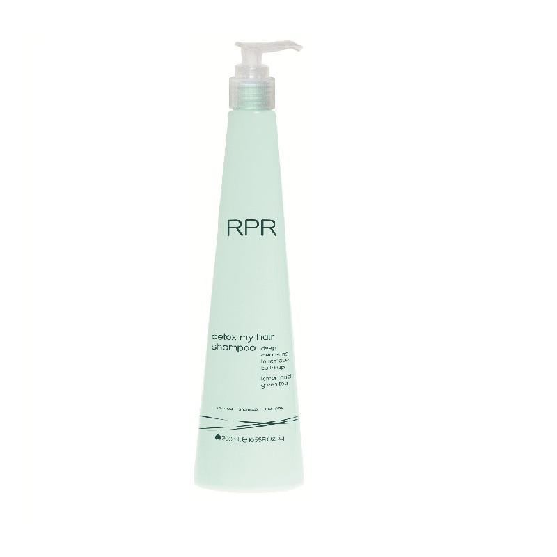 RPR Hair Care detox my hair shampoo szampon oczyszczający 300ml