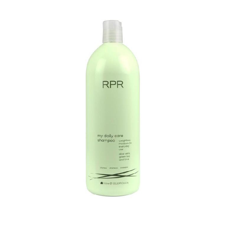 RPR Hair Care my daily care shampoo nawilżający szampon do codziennego stosowania 1000ml