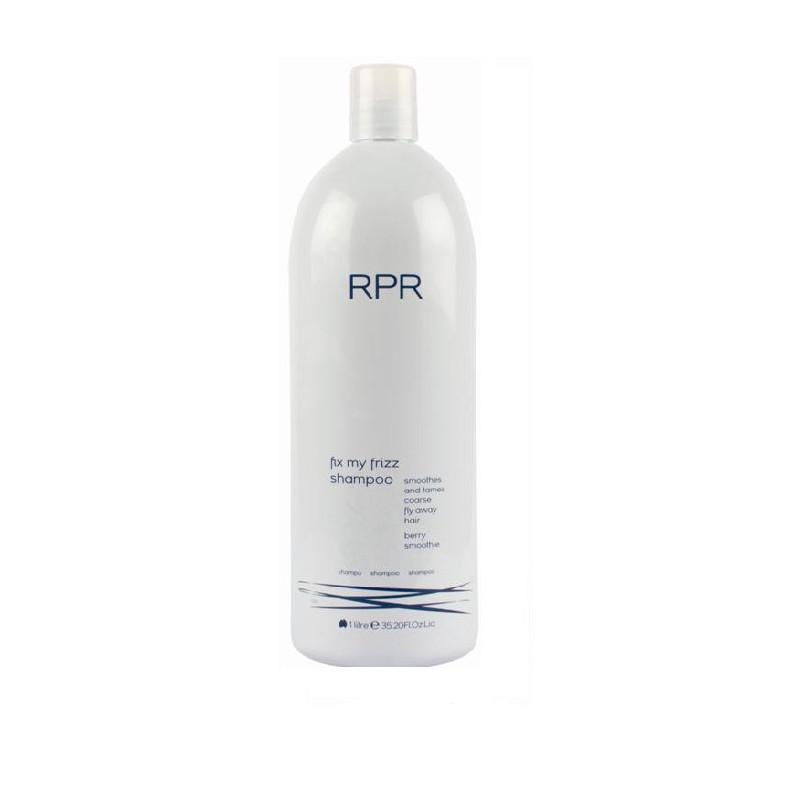 RPR Hair Care fix my frizz shampoo szampon dyscyplinujący do włosów 1000ml